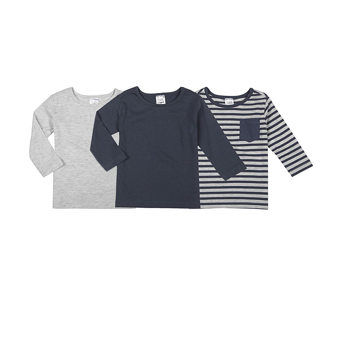 Infant Carrier Kmart 3 Pack Crew Tees Kmart Tops Tees Fashion
