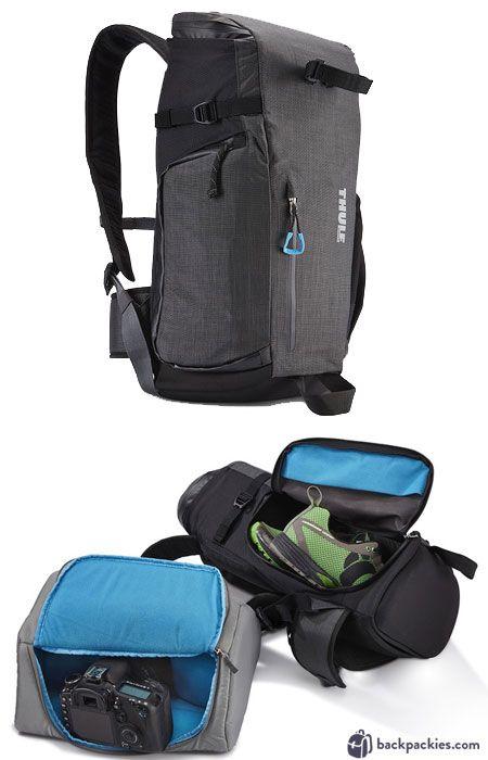 Thule Perspective camera backpack - Peak Design alternative to Everyday  Backpack - backpackies deb775f717797
