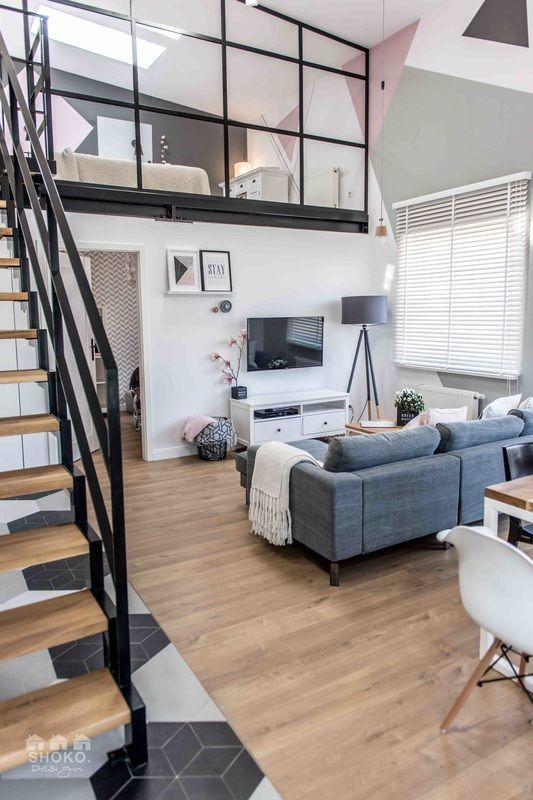 Verrière et mezzanine - PLANETE DECO a homes world | style ...