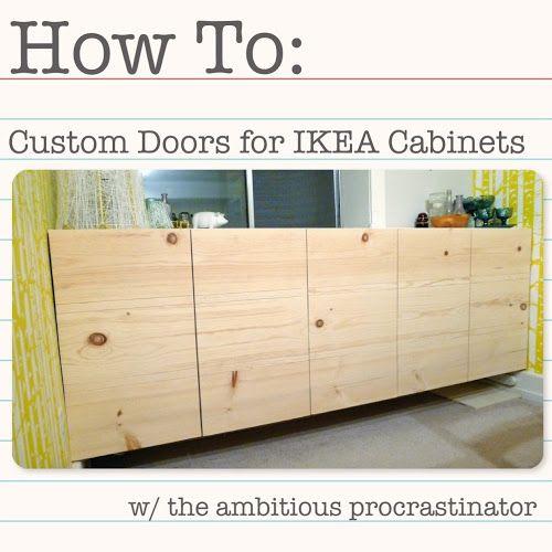 The Ambitious Procrastinator Diy Ikea Cabinet Doors Ikea Diy Ikea Cabinets Diy Cabinet Doors