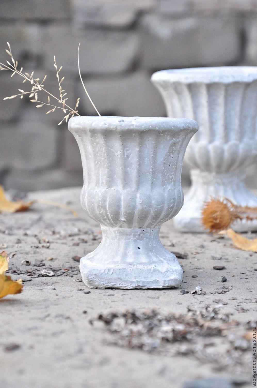 Купить вазон из бетона для цветов сухой краситель для бетона купить цена