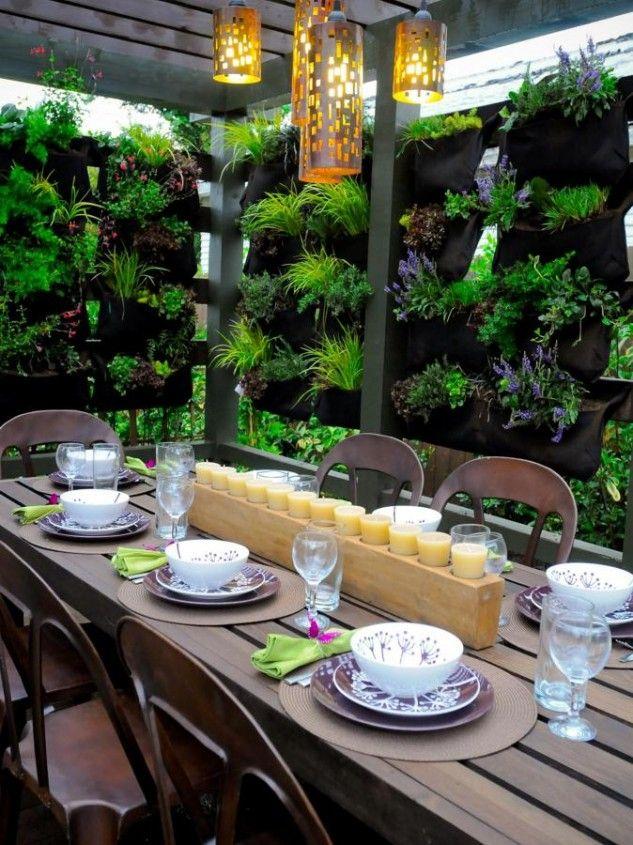 15 ideas maravillosas cómo organizar una bonita Espacio Pequeño Jardín - Top Inspiraciones