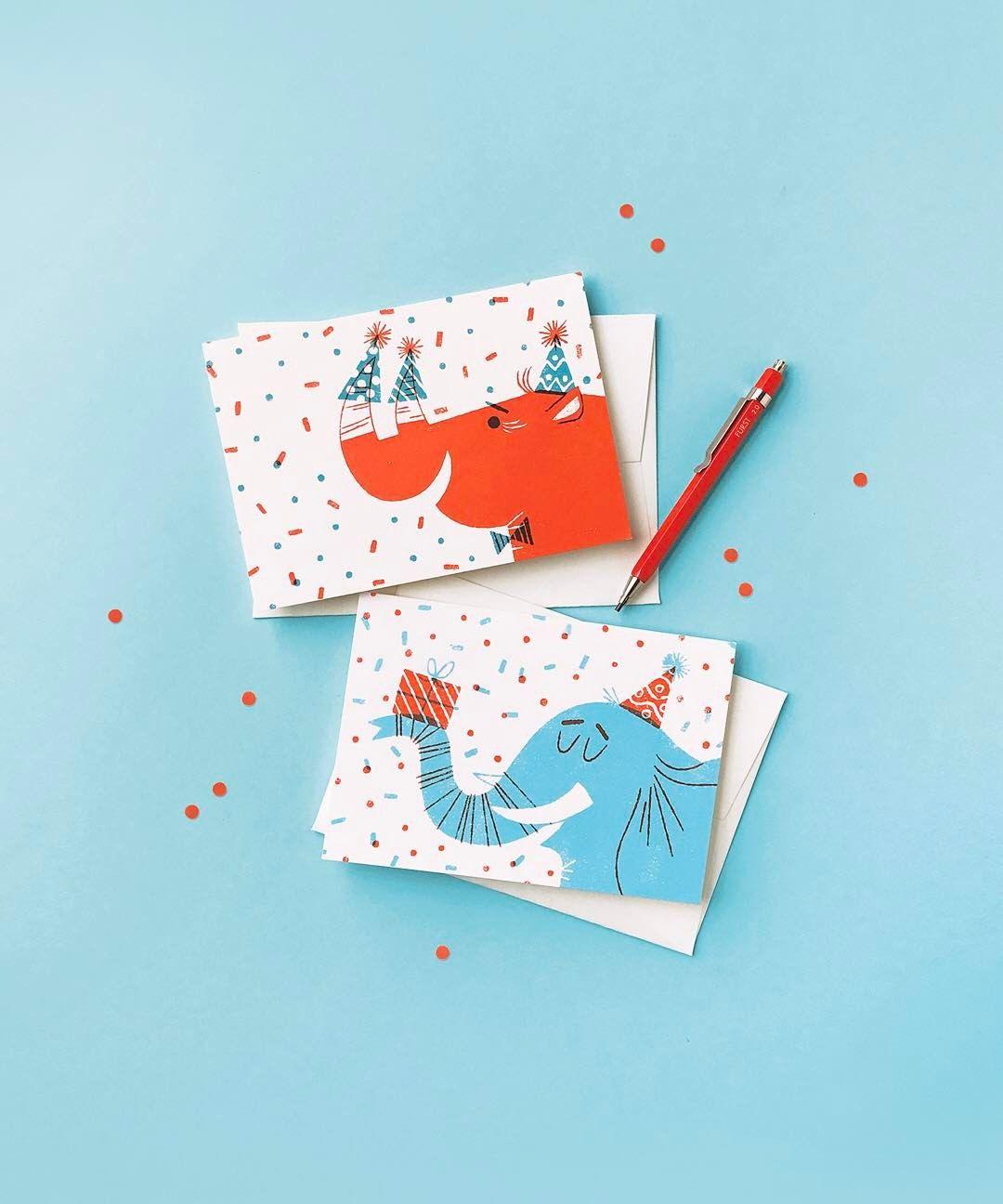 поздравительные открытки дизайнерские дизайн линий