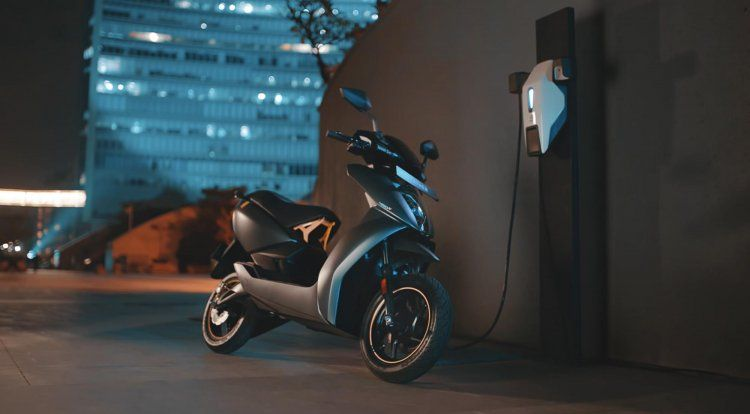 Ather 450 To Be Discontinued After Current Batch Electric