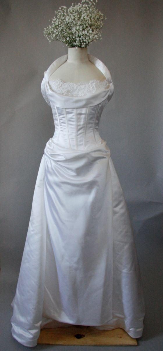 The Grand Tradition Wedding Dress Full Front | wedding dresses ...