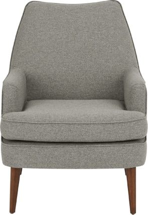 Made Mountain Grey Armchair Chair Grey Armchair Accent Chairs