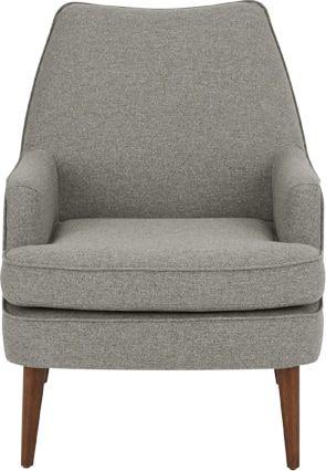 Made Mountain Grey Armchair Chair Grey Armchair Accent Chairs