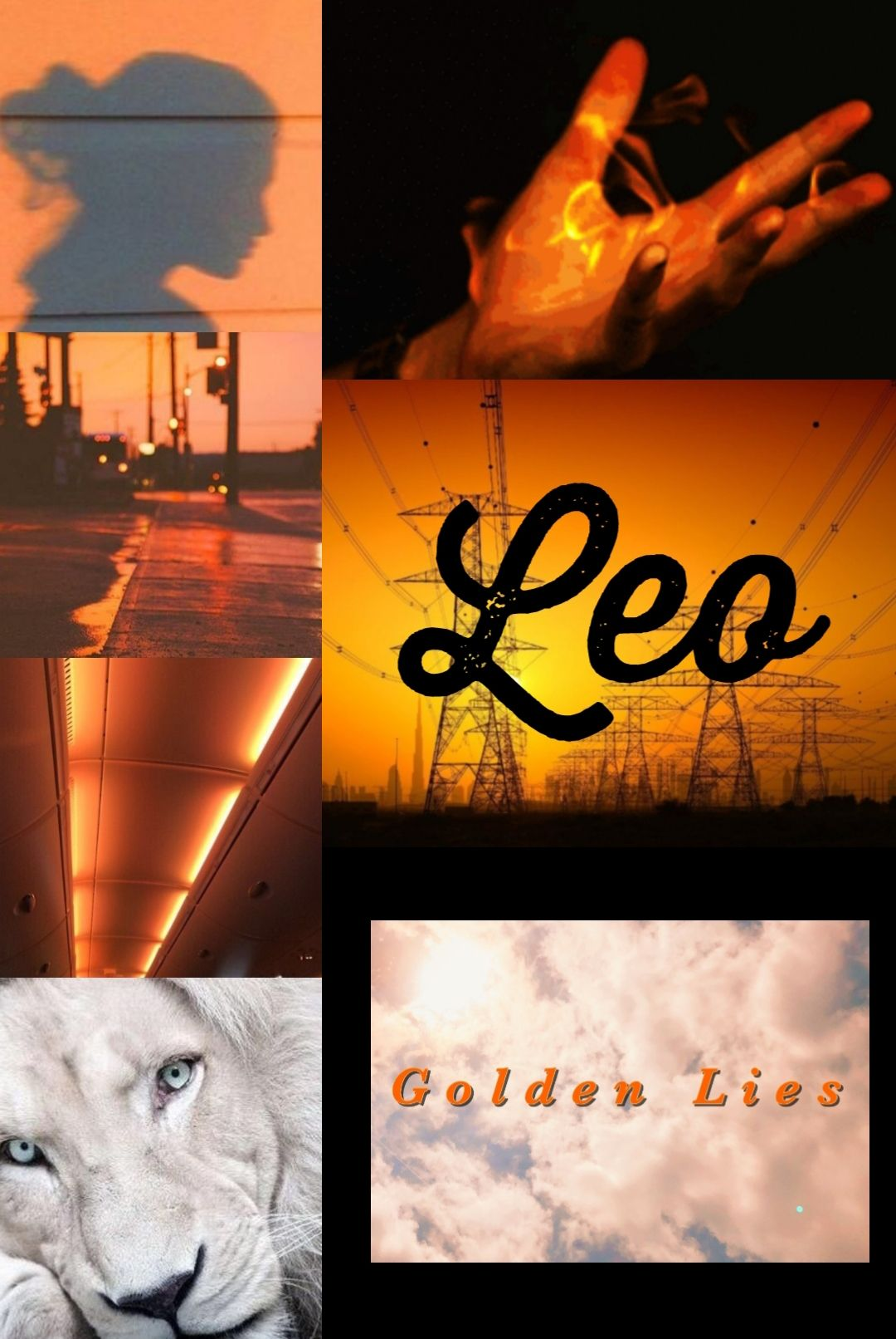 Leo Aesthetic Free To Use I Really Like This One Aesthetic Wallpapers Zodiac Signs Leo Leo Sign