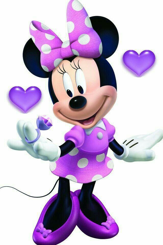 Amo Tu Color Imagenes Mickey Y Minnie Imagenes Minnie