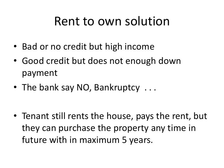 http://www.slideshare.net/dinhdoit/how-to-do-rent-to-own-in ...