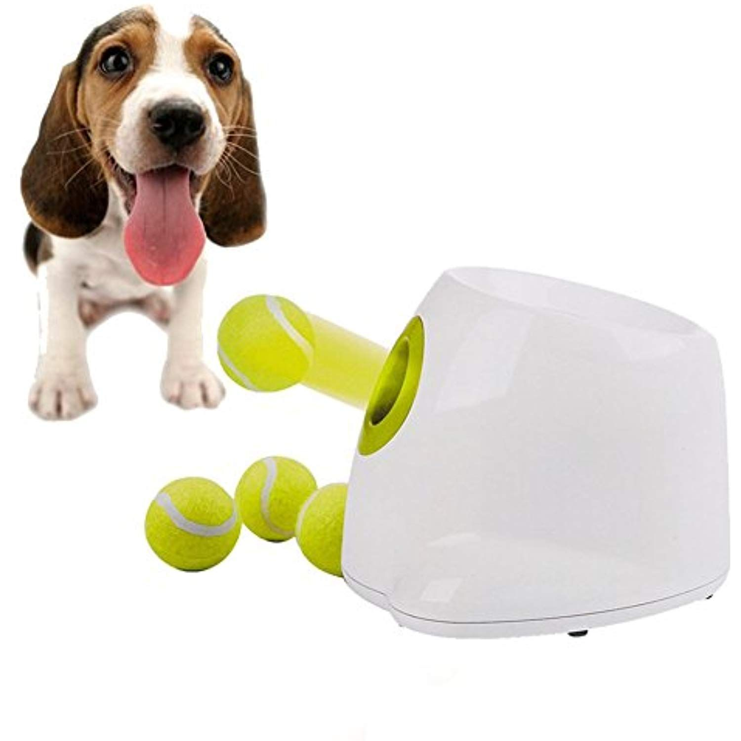 Gounia Interactive Fetching Toys For Dogs Automatic Dog Tennis