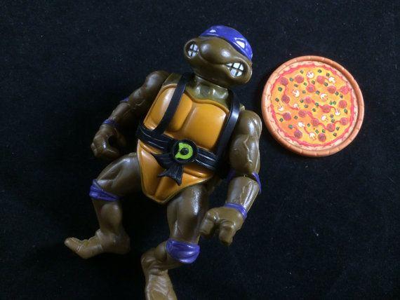 Donatello Teenage Mutant Ninja Turtles TMNT Figure 1988