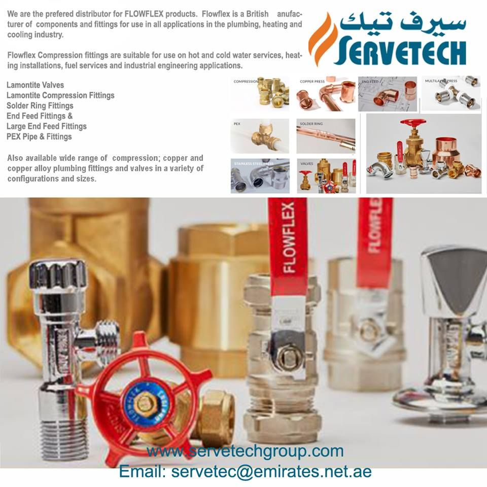 We Are The Preferred Distributor For Flowflex Products Flowflex Is A British Manufacturer Of Compo Heating And Cooling Industrial Engineering Heat Installation