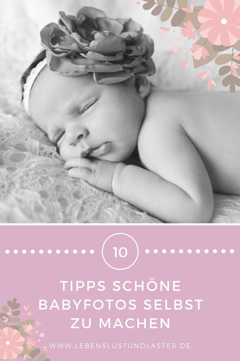 Babyfotos Wie Vom Fotografen Einfach Selbst Machen 10