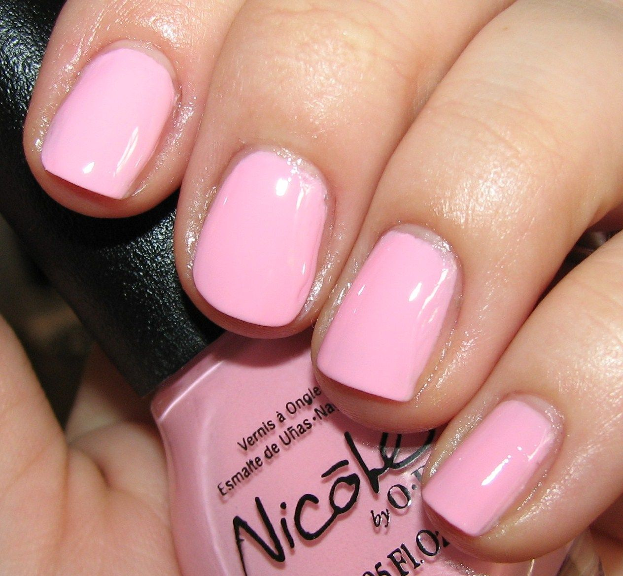 light pink nail polish is classic | Wishlist for Christmas 2014 ...