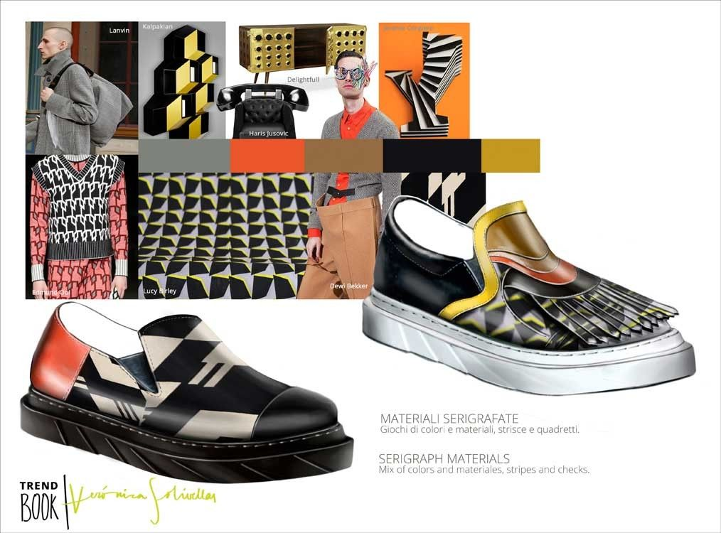 Mens & Casual Shoes Trend Book A/W by Veronica Solivellas