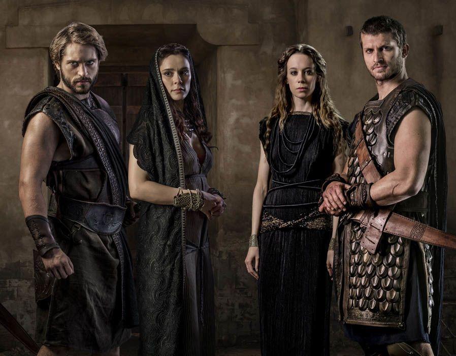 Troy: Fall of a City season 2 Netflix release date: Will
