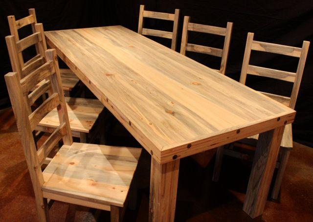 Great Mountain Heart Woodworks Custom Fine Furniture » Mountain Heart Woodworks.  Specializing In Colorado Blue Pine