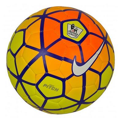 Nike Pitch Pl Soccer Ball Yellow Orange Soccer Ball Nike Soccer Ball Soccer