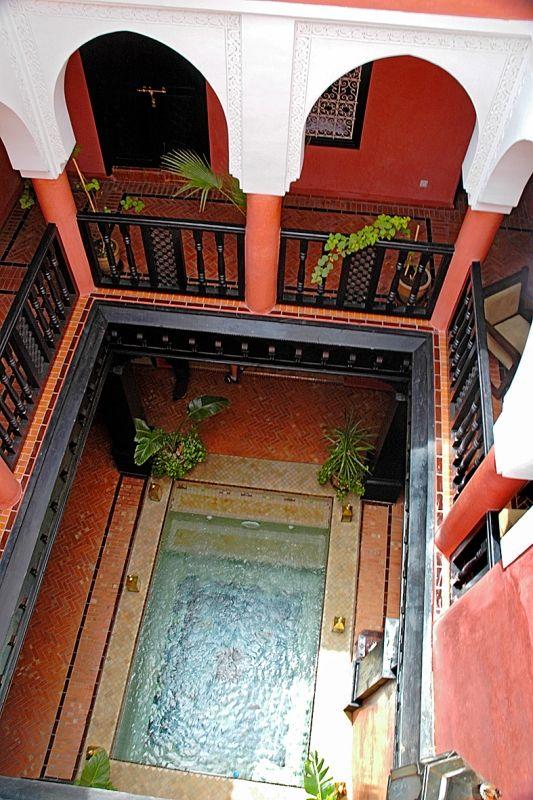 piscine riad samsli Home Decor Pinterest Morocco, Moroccan and