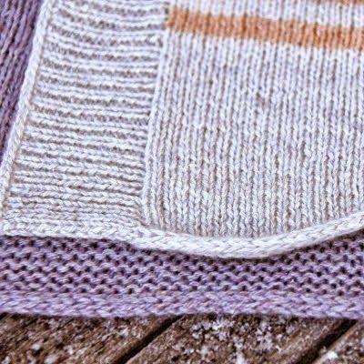 вязание полый шнур