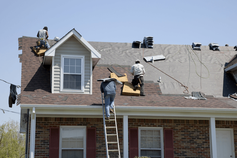 Roofing Insurance Liability Work Comp For Roof Contractors In 2020 Roofing Roof Repair Home Improvement Contractors