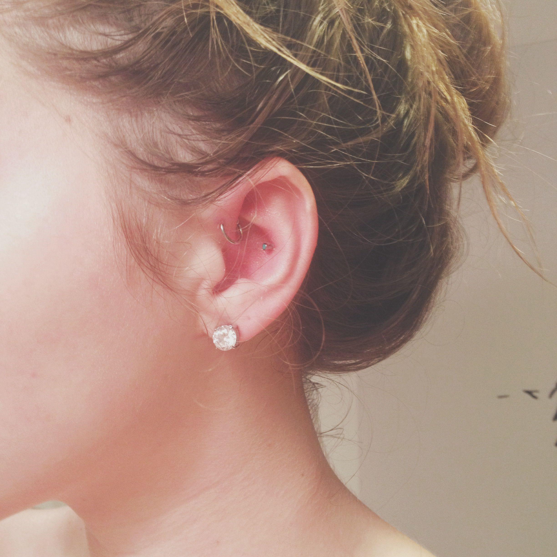 Pin By Kj Mugge On Pierced Cute Ear Piercings Piercings