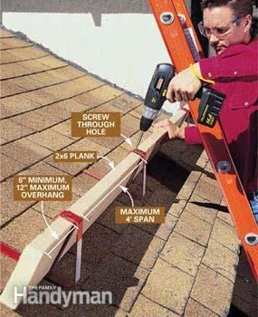 How To Properly Use A Roof Safety Harness With Images Roof Safety Harness Roofing Roof