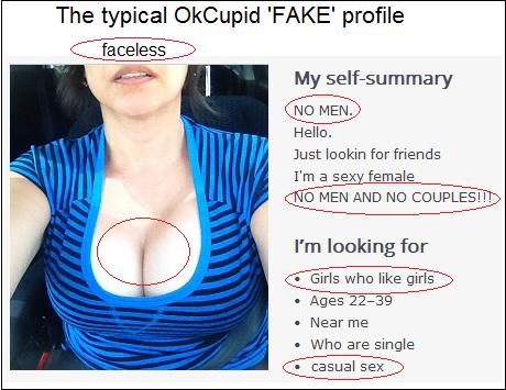 Okcupid cheaters