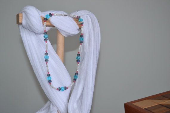 Pearls and Sparkle by BeadsByBoss on Etsy