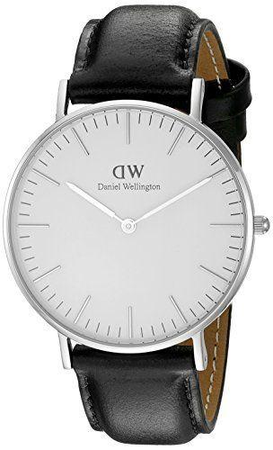 £84.81 New Daniel Wellington Womens Quartz Watch Classic Sheffield Lady 0608DW with Leather Strap