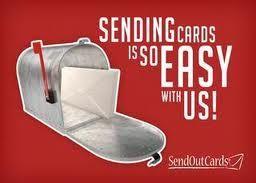"* Send Out Cards: ""Cambiando Vidas, Una Tarjeta A La Vez"" Envia Gratis una tarjeta hoy http://sendoutcards.com/148068"