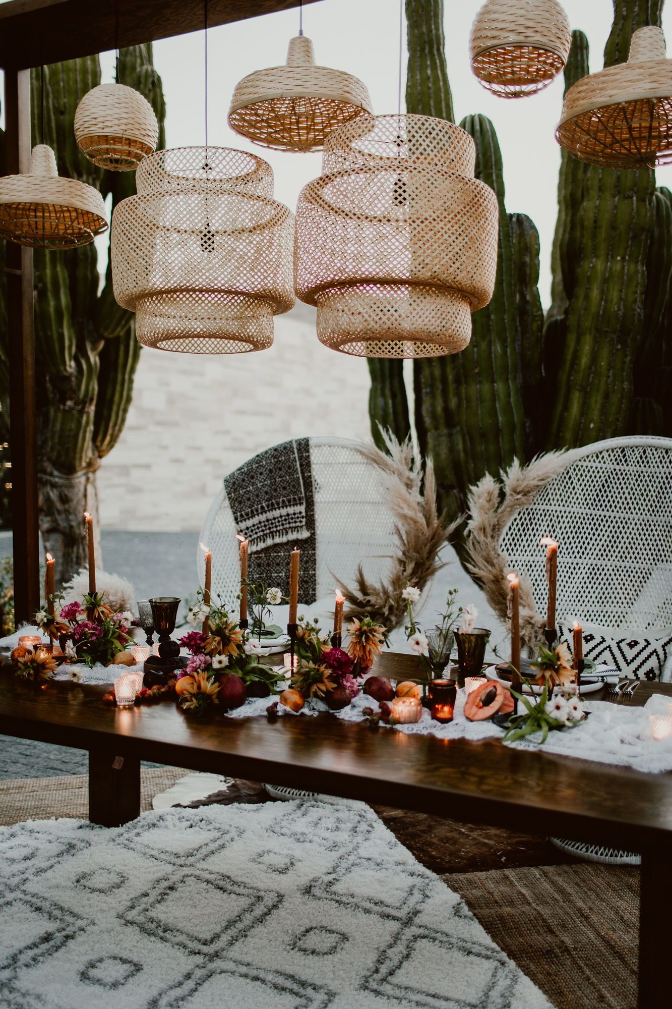 Bohemian Anniversary Session In Los Cabos Bohemian Style Wedding