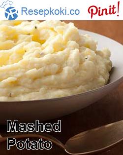 Resep Mashed Potato Kentang Tumbuk Resep Makanan Makanan