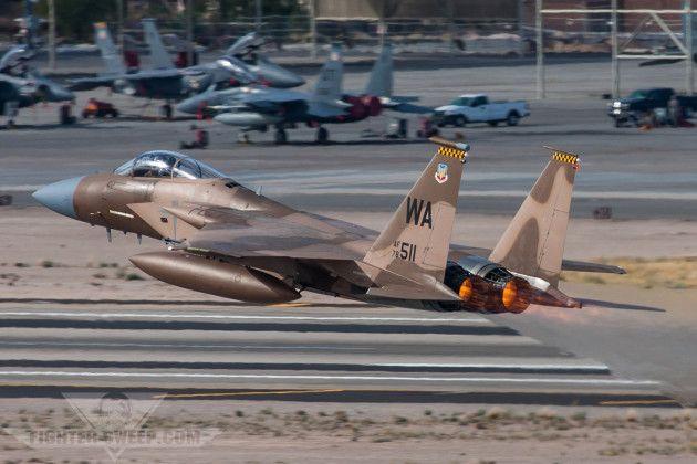 Gomer F-15C Eagle