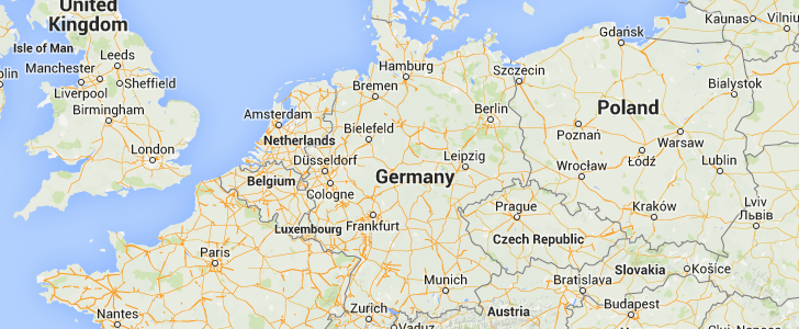 US Military Bases In Germany MilitaryBasescom US Military - Us military bases in germany map