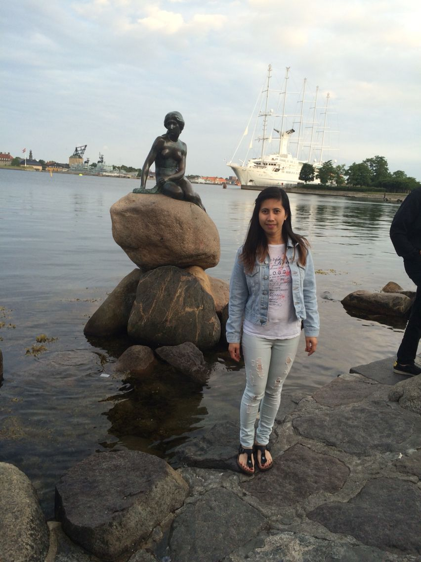 #denmark #littlemermaid