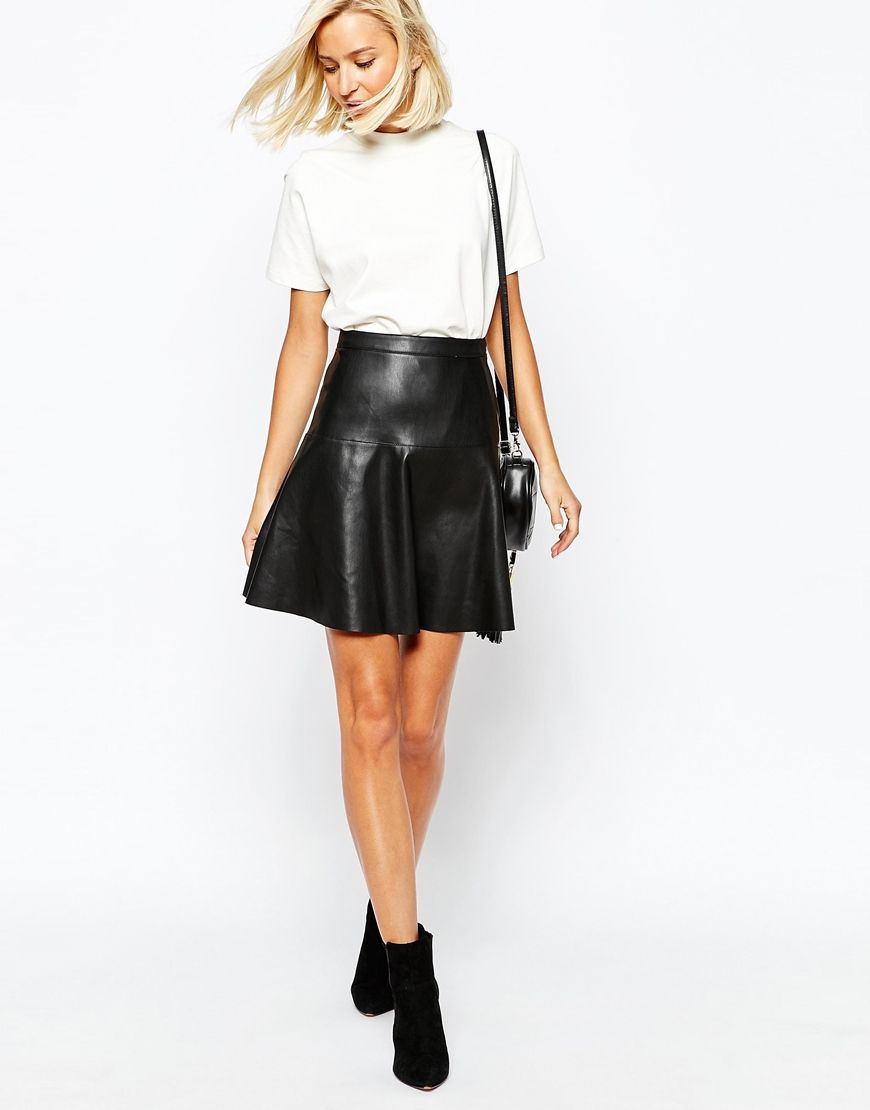 Low Shipping Fee For Sale Vero Moda Skater Skirt Outlet Cheap Prices Extremely Sale Online Outlet Hot Sale Wv8bpXH