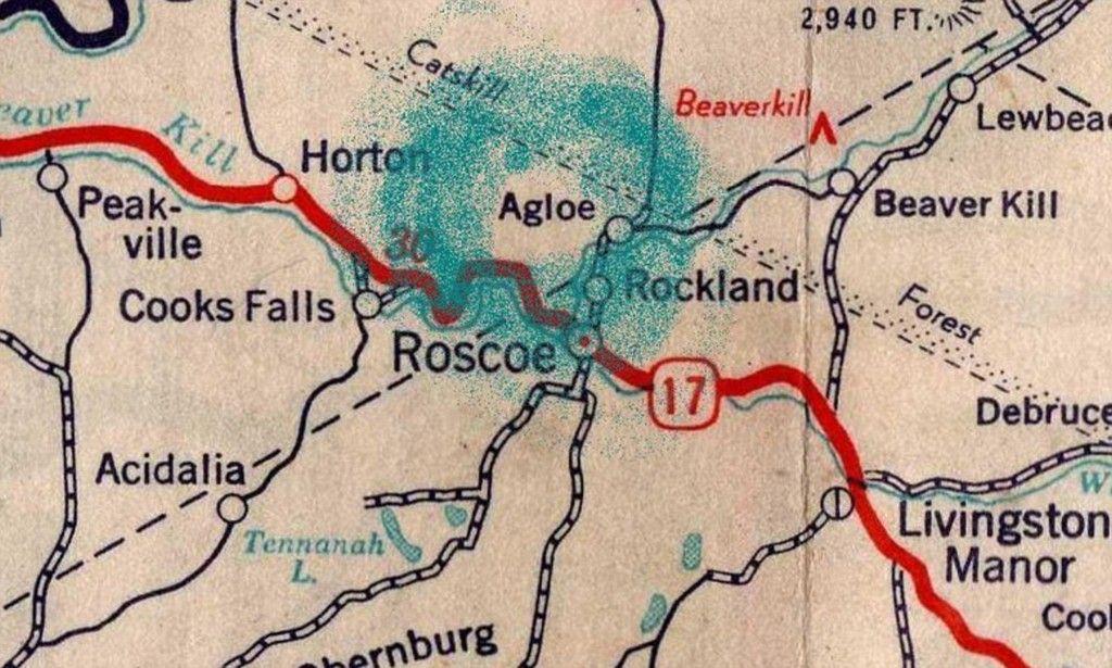 Agloe in Roscoe, NY