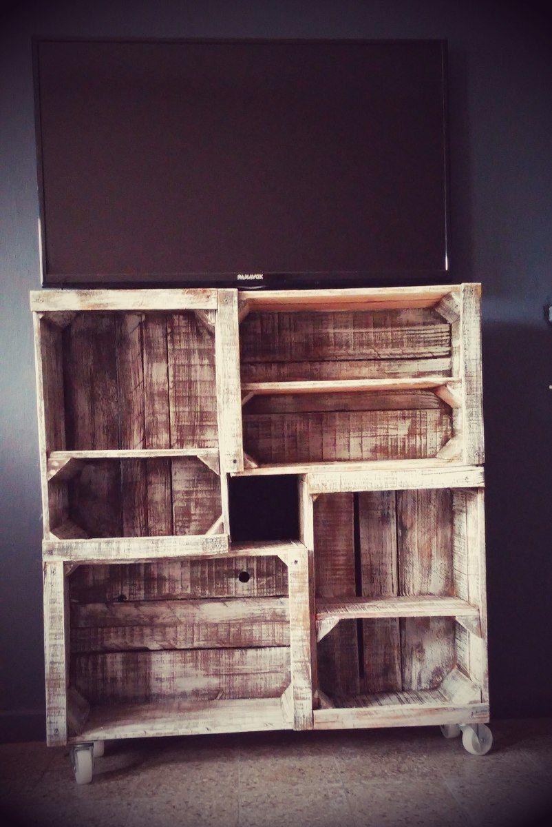 Muebles con cajones de frutas y verduras buscar con for Diseno de muebles con cajones de verduras