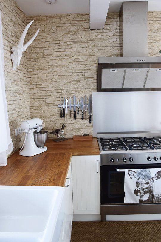 Best Küche Mit Gasherd Images - Ideas & Design - Livingmuseum.Info