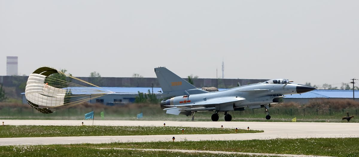 Peoples Liberation Army Air Forces J-10 Vigorous Dragon ~ Chinese Military Review