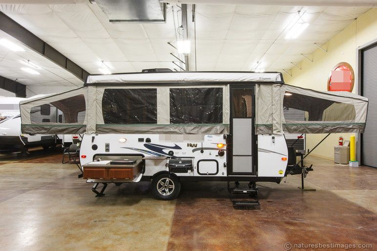 New 2014 Hw27ks High Wall Side Out Fold Down Pop Up Travel