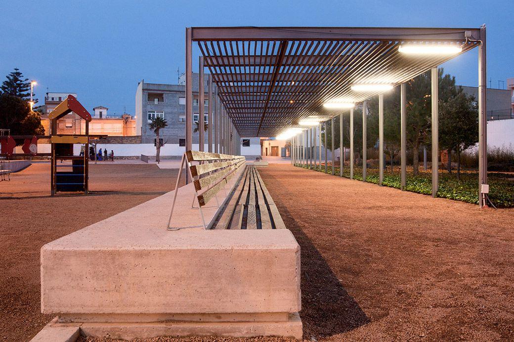 Maria Martori Park by AAB Arquitectes Jofre Roca Estudi