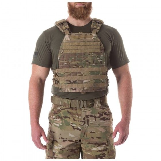c56cf688cdb 5.11 Tactec Plate Carrier in OCP (Multicam) or Coyote Brown ...