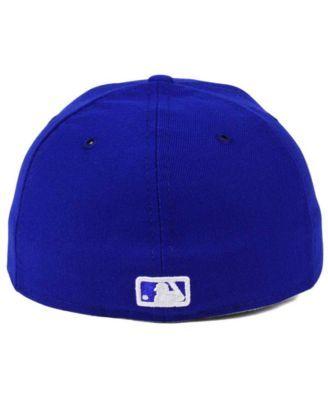 New Era Minnesota Twins Low Profile C-dub 59FIFTY Cap - Blue 7 1/8