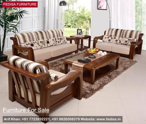 Wooden Sofa Set Wooden Sofa Without Cushion Buy Sofa Set Online Fedisa Wooden Sofa Designs Wooden Sofa Wooden Sofa Set