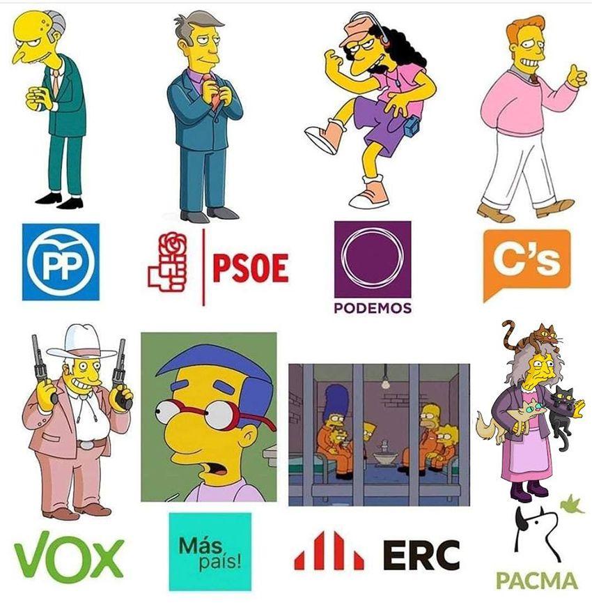 Que Haces Aqui Meme Los Simpson