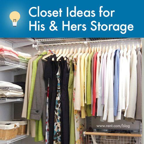 Apartment Decorating Ideas Rent Blog Small Apartment Closet Clothes Closet Organization Closet Apartment