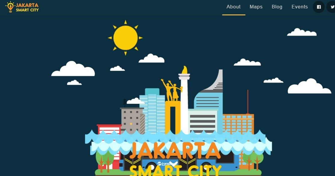 Apa itu jakarta smart city teknologi